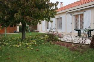 Maison 6 pièces plain pied 110 m2 4ch  St Sébastien sur Loire
