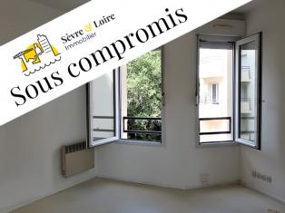 1 pièce 18 m² A VENDRE STUDIO JONELIERE PROCHE ECOLES ET FACULTES
