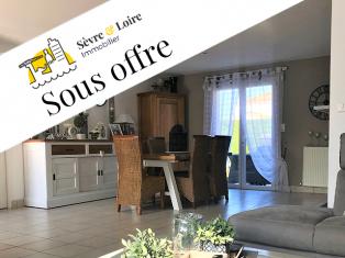 Vente maison Bouguenais 6 pièces EXCLUSIVITÉ Proche commodités